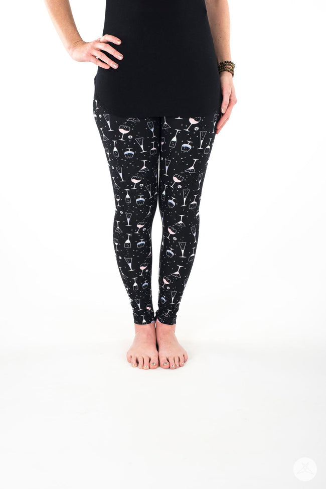 Manhattan Petite leggings - SweetLegs