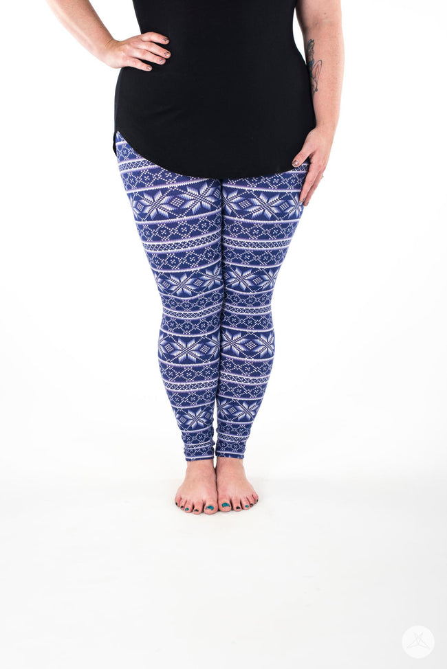 Icebreaker Plus leggings - SweetLegs