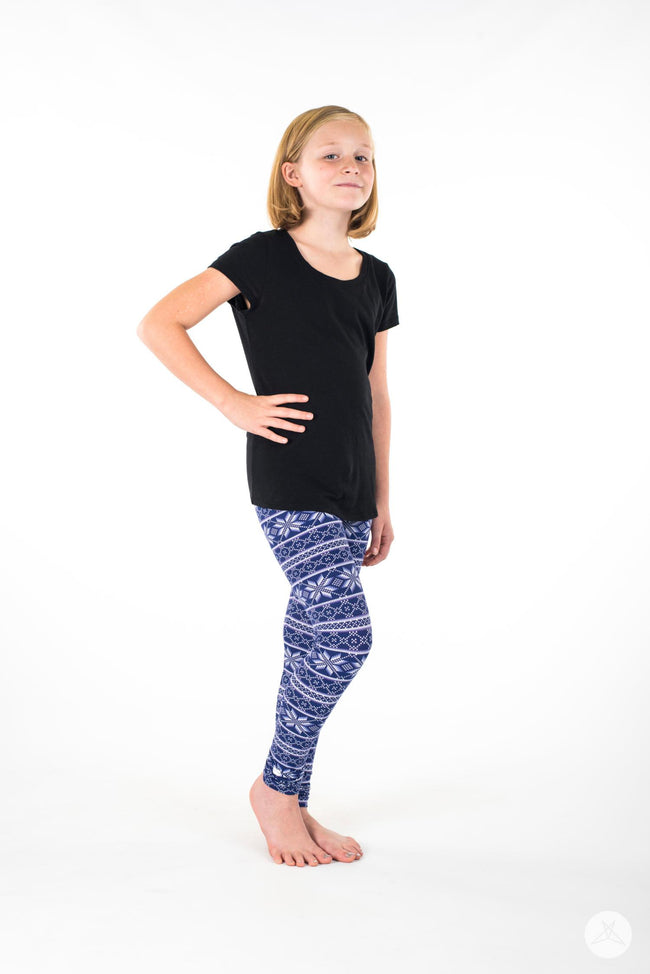 Icebreaker Kids leggings - SweetLegs