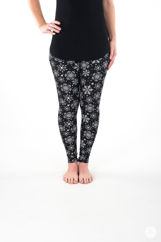 Snowbound Petite leggings - SweetLegs
