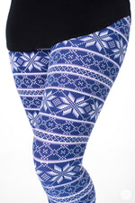 Icebreaker leggings - SweetLegs