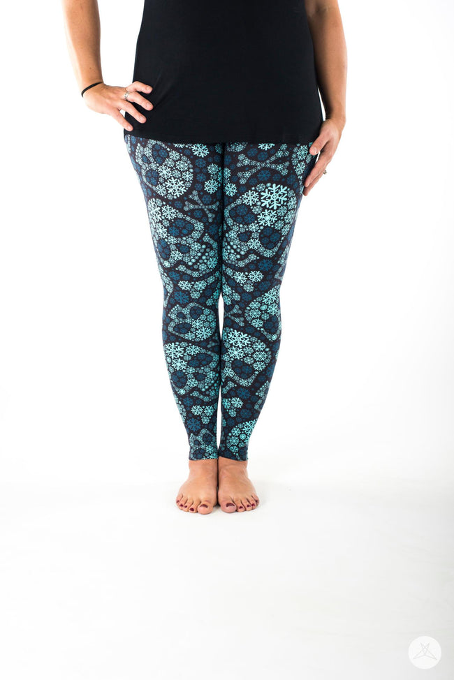 Chill Out leggings - SweetLegs
