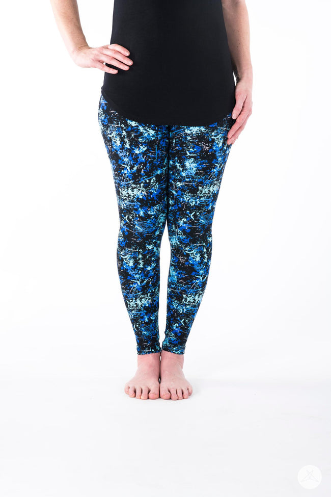 High Tide Petite leggings - SweetLegs