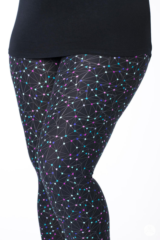 Atomic Love leggings - SweetLegs
