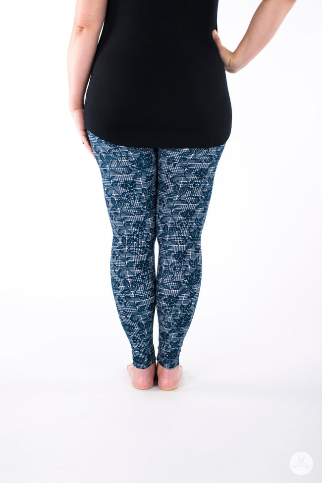 Casanova leggings - SweetLegs