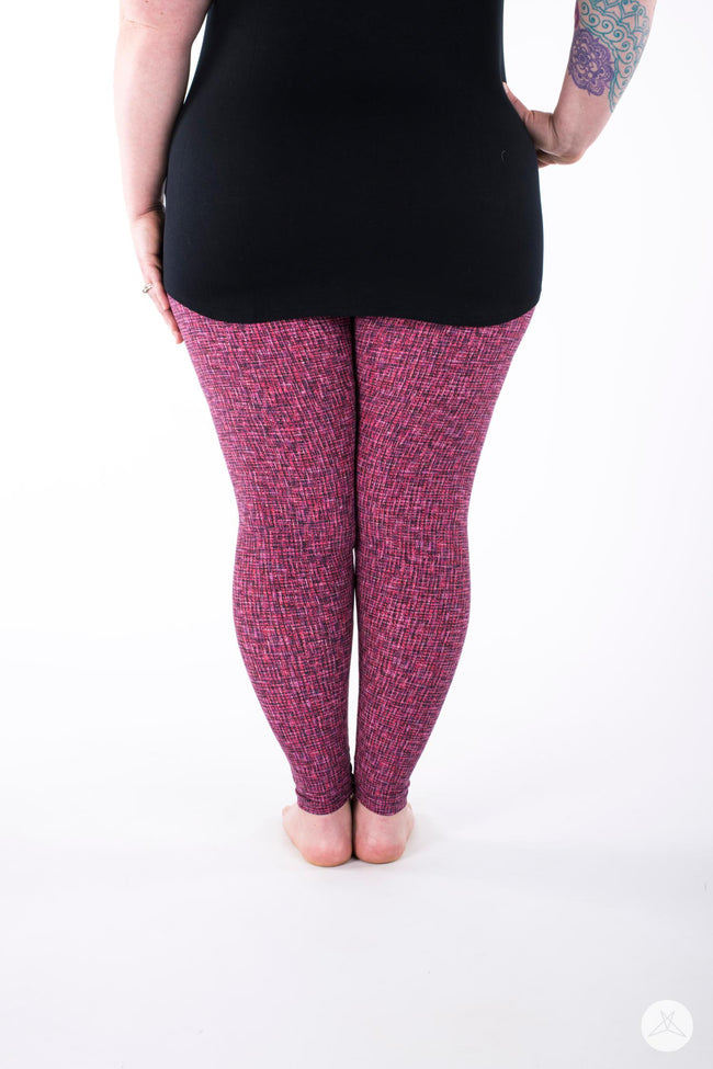 Fifth Avenue Plus leggings - SweetLegs