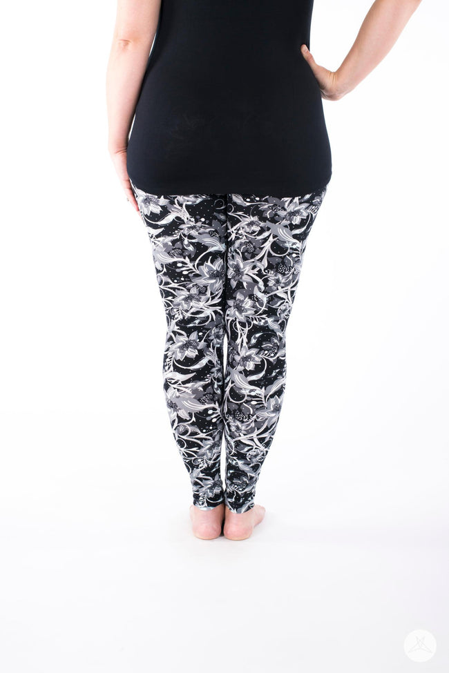 Moonlit Night leggings - SweetLegs