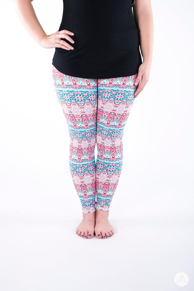 Afternoon Tea leggings - SweetLegs