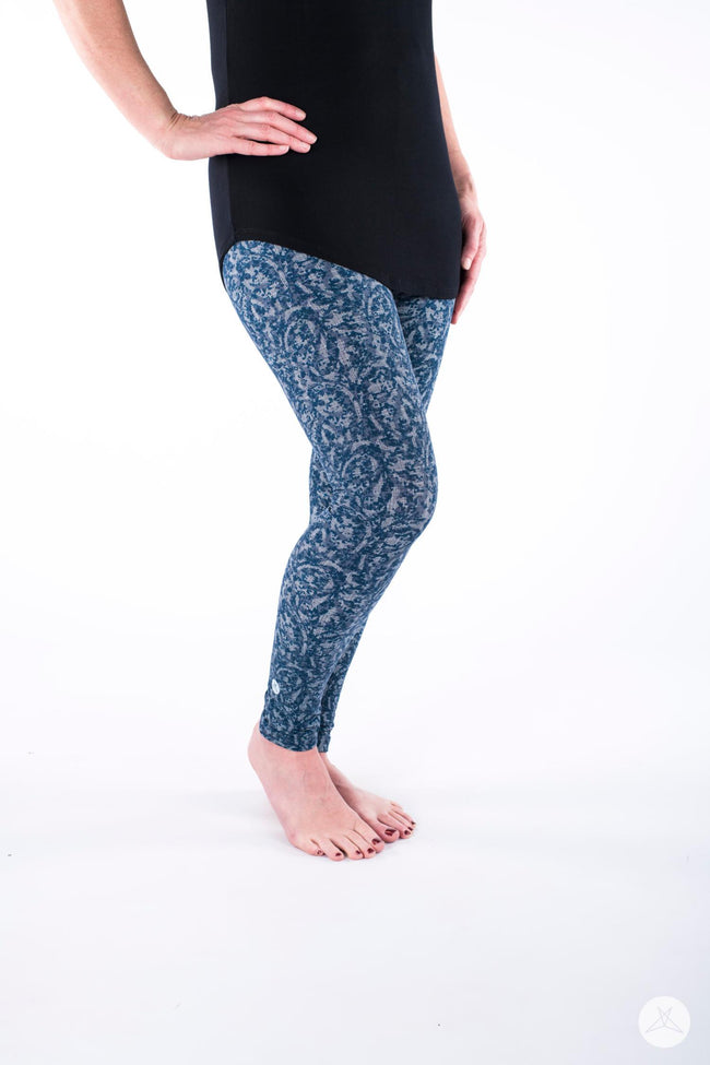 Me & Blue Petite leggings - SweetLegs