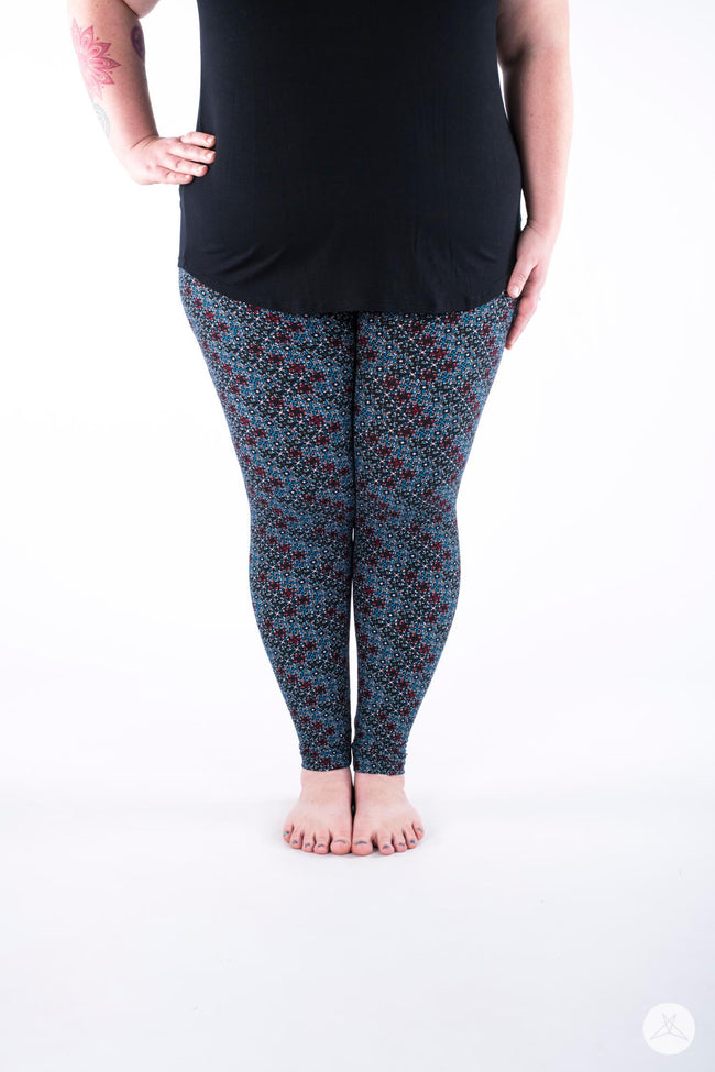 Dreamweaver Plus leggings - SweetLegs