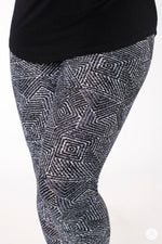 Labyrinth Petite leggings - SweetLegs
