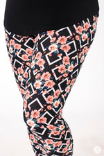 Miss Conduct Petite leggings - SweetLegs