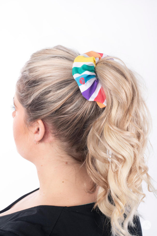 Bright This Way Scrunchie