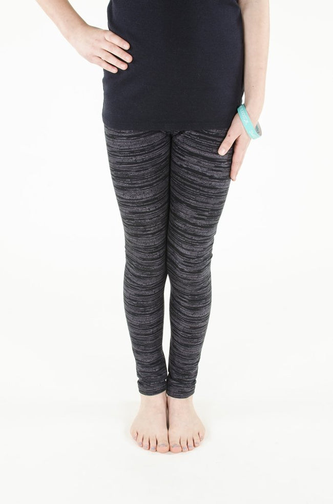 Graphite Kids leggings - SweetLegs