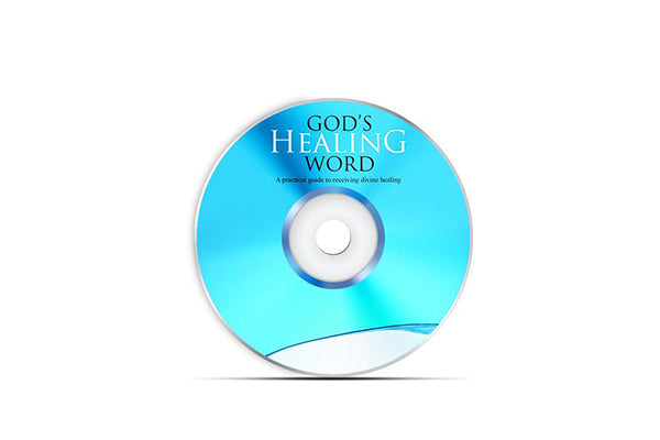 God's Healing Word - Scriptures (MP3)