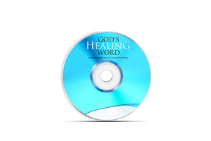 God's Healing Word - Scriptures CD