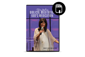 Biblical Meditation: God's Medication (MP3)