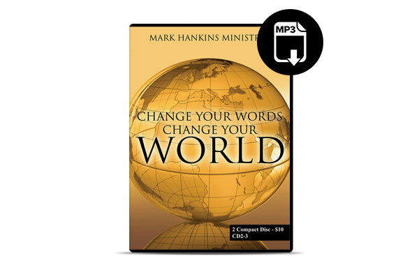 Change Your Words, Change Your World (MP3)