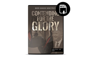 Contending for the Glory (MP3)