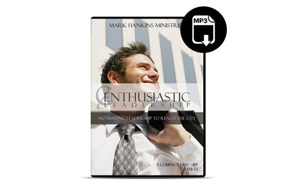Enthusiastic Leadership (MP3)