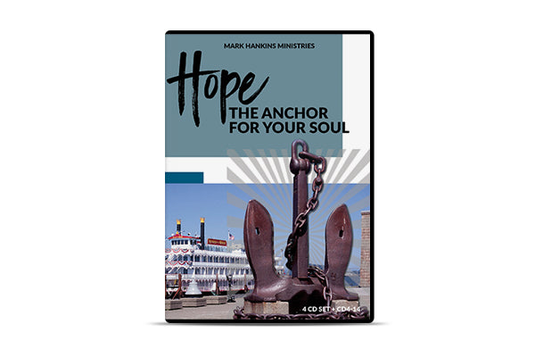 Hope: The Anchor For Your Soul