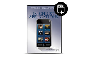 In Christ Applications (MP3)