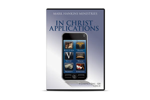 In Christ Applications