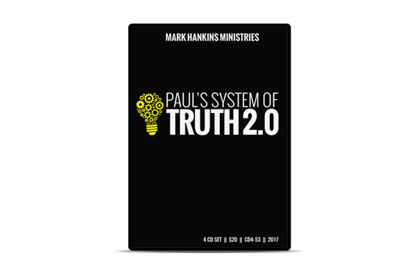 Paul's System of Truth 2.0