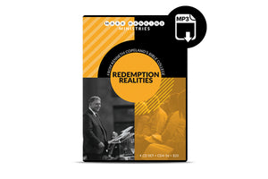 Redemption Realities (MP3)