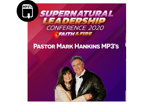 PASTOR MARK HANKINS Sessions SLC 2020 - MP3's
