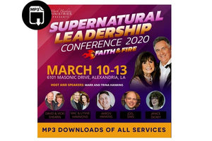 Supernatural Leadership Conference 2020 MP3's