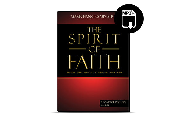 The Spirit of Faith (MP3)