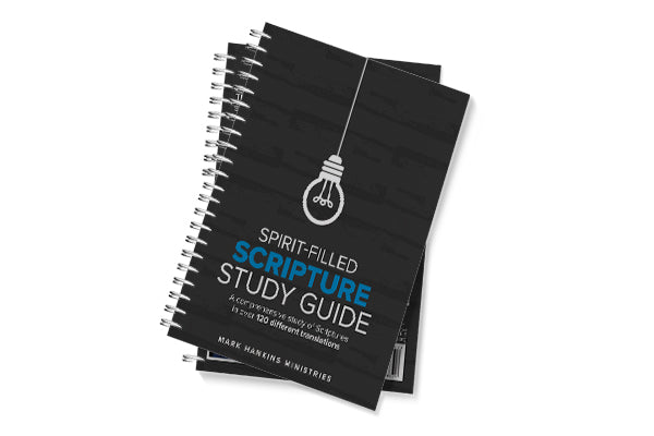 The Spirit-Filled Scripture Study Guide (TVD-33)