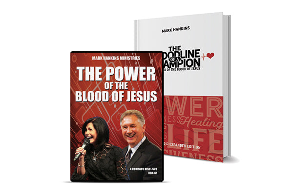 The Power of the Blood of Jesus (Daily)