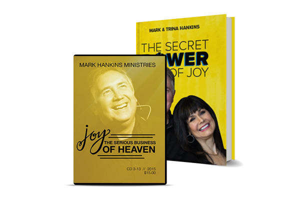 Joy: The Serious Business of Heaven - TV Offer