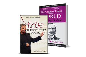 Love: The Secret To Success - TV Offer