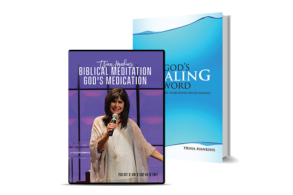 Biblical Meditation: God's Medication - TV Offer