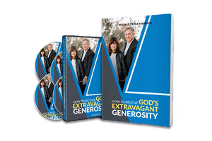 How to Receive God's Extravagant Generosity (TVD-11)