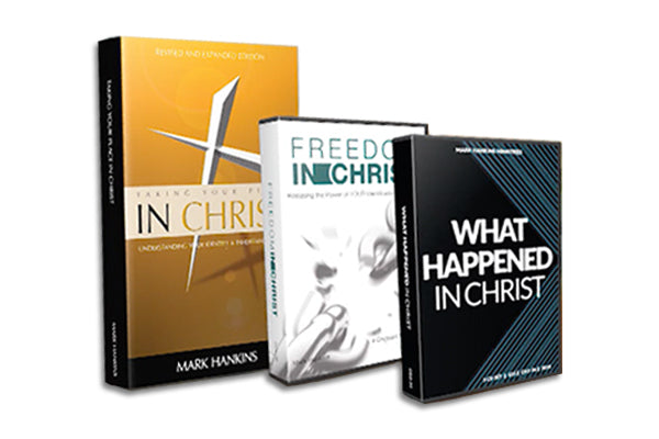 Taking Your Place in Christ Package (TVD-16)