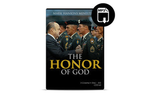 The Honor of God (MP3)