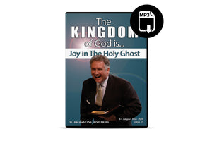 The Kingdom of God Is (MP3)