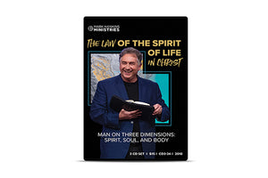 The Law of the Spirit of Life in Christ