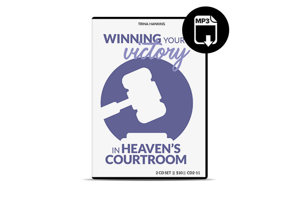 Winning Your Victory In Heaven's Courtroom (MP3)