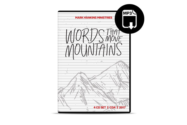 Words That Move Mountains (MP3)