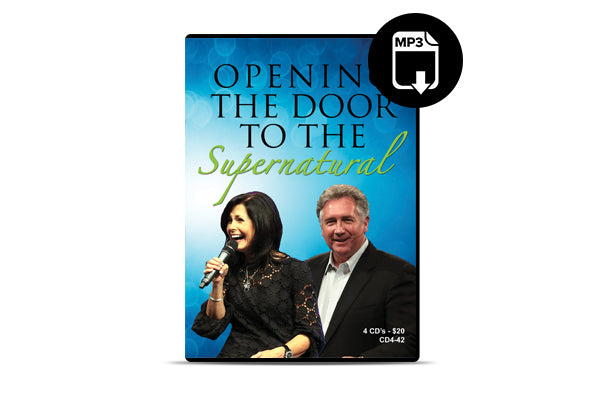 Opening The Door To the Supernatural (MP3)