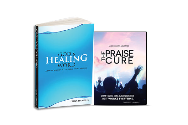 God's Healing Word Package (TVD-34)