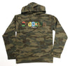 Brooklyn x Vinnies - Pullover- Camo (limited)