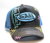 Trucker Hat by Von Dutch -denim/blue