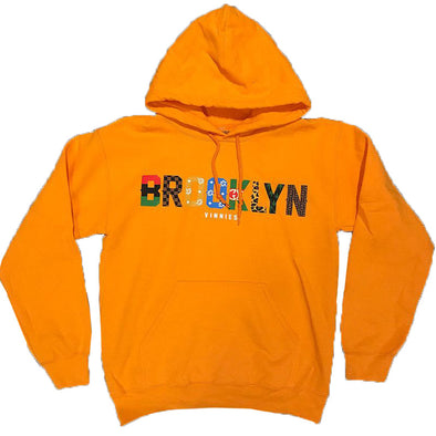 Brooklyn x Vinnies - Pullover- Gold