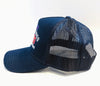 "Vinnies ""County of Kings"" Champions Trucker - Denim blue"